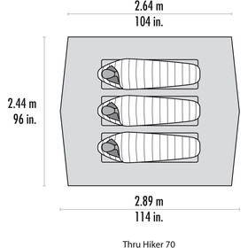 MSR Thru-Hiker 70 Wing